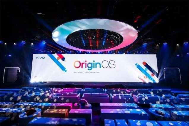 vivo Launches OriginOS at 2020 Developer Conference