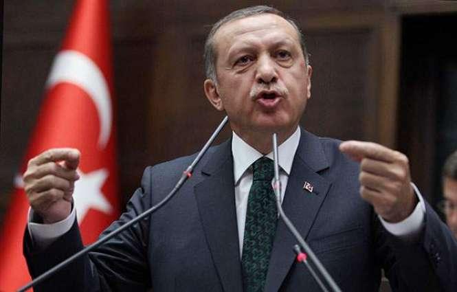 Erdogan Reaffirms Turkey's Course for European Integration