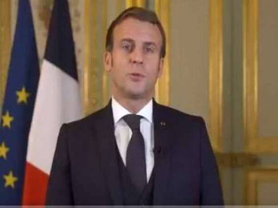 Macron Calls for Distributing First COVID Vaccine Doses to Low-Income Countries