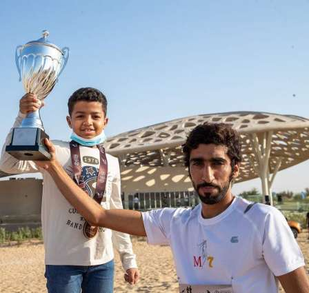 Emiratis Al Hassani and Al Zeyoudi bag men's honours at Al Marmoom Dune Run