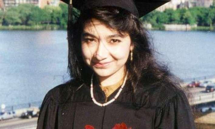 Govt taking serious steps for return of Dr. Aafia Siddiqui, says Dr. Babar Awan