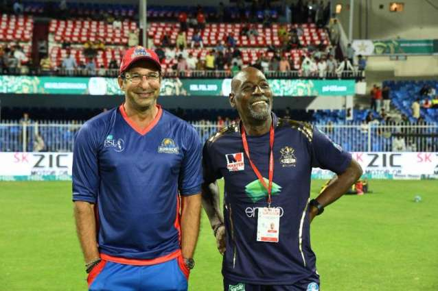'Sir Viv Richard is the best thing ever happened to Cricket'
