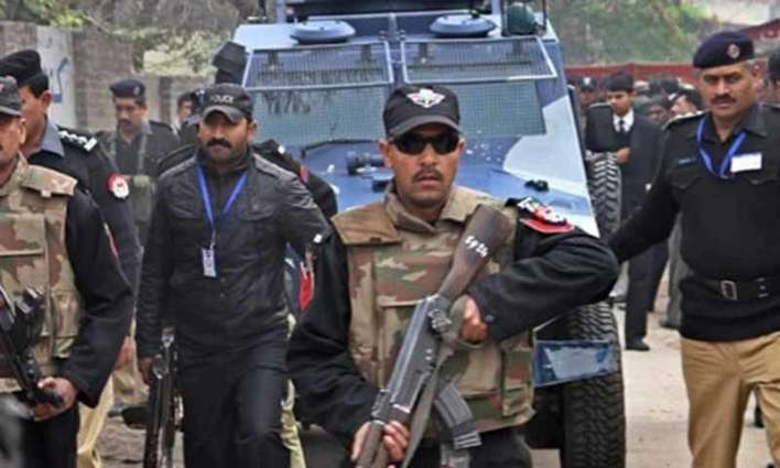 Police foiled terrorists' attack on CTD police station
