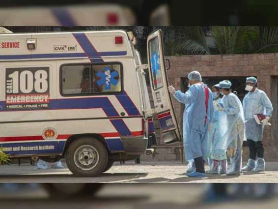 India records nearly 38,000 new coronavirus infections