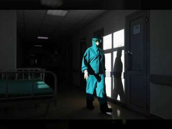 Russia reports record 491 coronavirus deaths, 24,326 new infections