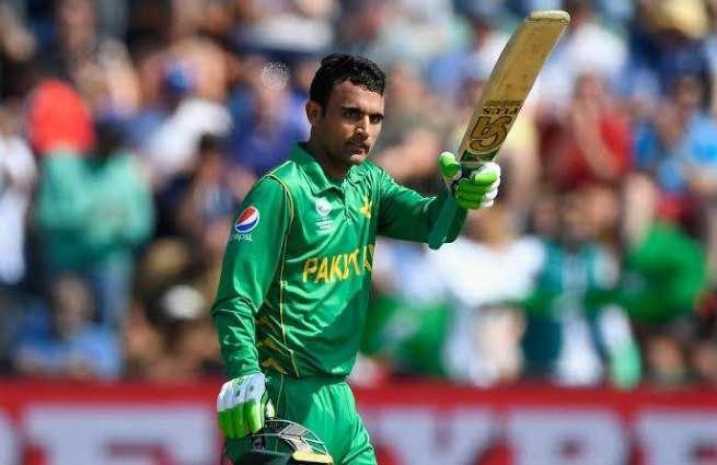 Fakhar Zaman declared fit, sent home