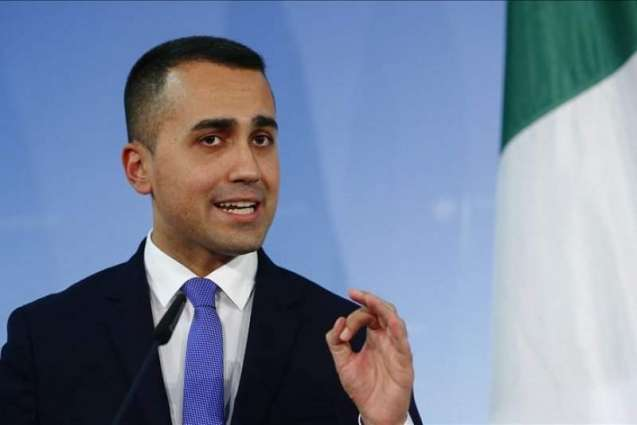 Di Maio Says Pandemic Chance to Build Better World, Calls for Universal Access to Vaccines