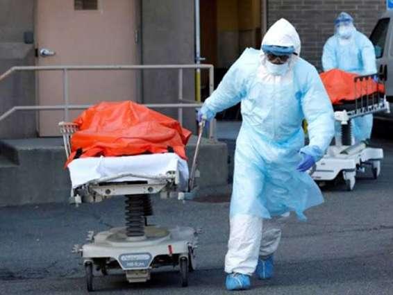 """أمريكا تسجل أعلى حصيلة وفيات يومية بـ """"كورونا """" منذ 6 أشهر"""