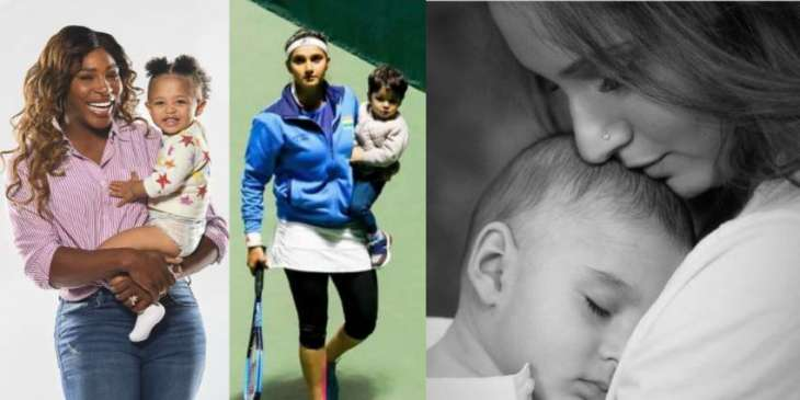 Being inspired by Serena William, Sania Mirza shares heartfelt note for working mothers