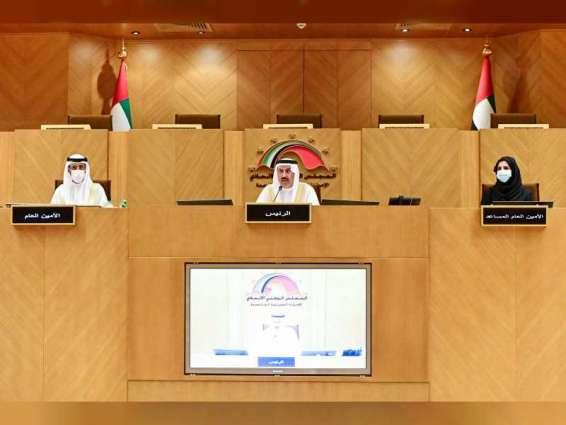 Mohammed bin Rashid opens 2nd ordinary session of FNC's 17th Legislative Chapter