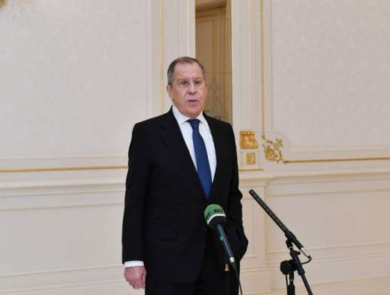 Russia, Belarus Aware of West's Hostile Attempts to Influence Internal Situation - Sergey Lavrov