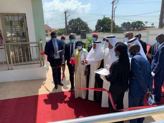 """""""أبوظبي للتنمية"""" ينجز تمويل مشروع مركز التوزيع الوطني للكهرباء في غينيا بقيمة  67.5 مليون درهم"""