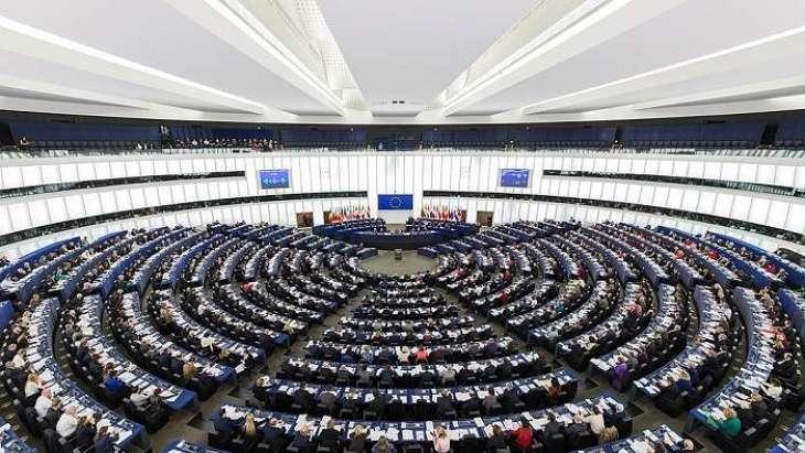 European Parliament Calls for Sanctions Against Turkey Over Varosha Reopening - Resolution