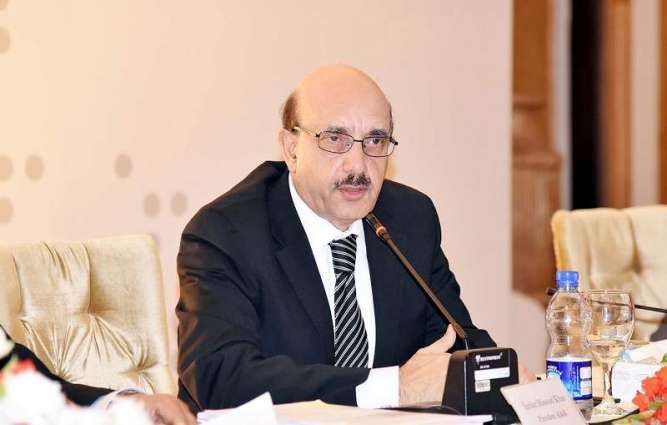 Masood calls on OIC, African Union to end apartheid, genocide in IOJK