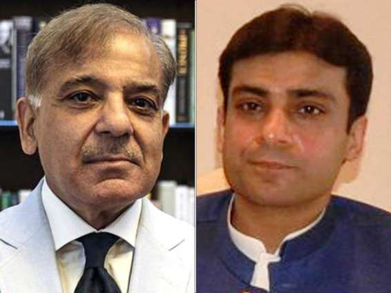 Shehbaz Sharif, Hamza Shehbaz released on parole