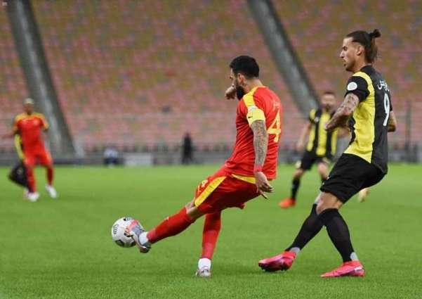 الاتحاد يتغلب على نظيره القادسية بالجولة السادسة من دوري كأس الأمير محمد بن سلمان للمحترفين