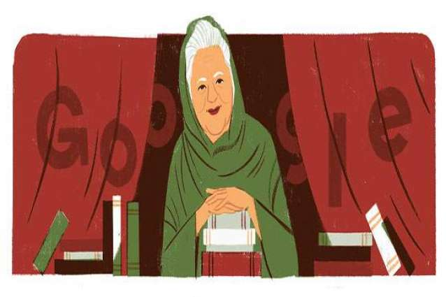 Google pays tribute to Qudsia Bano on his 92nd birthday
