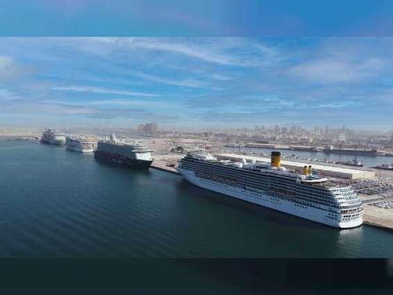 Mina Rashid retains title as world'S leading cruise port at World Travel Awards 2020
