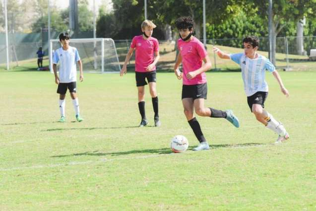 Alliance and Soccer Italian Style move to top in U16 division of Dubai Sports Council Football Academies Championship