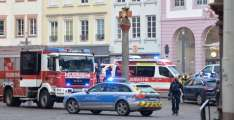 Police Find Live Ammo in Car That Rammed Pedestrians in Germany's Trier - Reports