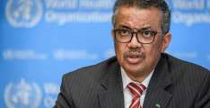 WHO's Tedros Says Pleased by UK's Authorization of Pfizer COVID-19 Vaccine