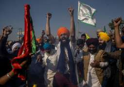 New Delhi Hits Back at Trudeau Over 'Ill-Informed' Remarks on Farmer Protests in India