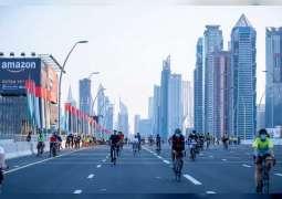 تحدي دبي للياقة 2020 يختتم دورته الرابعة بنجاح كبير بمشاركة أكثر من 1,5 مليون شخص