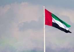 الإمارات تؤكد عدم توانيها عن تلبية المبادرات العادلة والعمل مع الشركاء الإقليميين والدوليين لإيجاد حل للقضية الفلسطينية