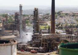 UPDATE - Explosion Hit Engen Oil Refinery in South Africa's Durban - Reports
