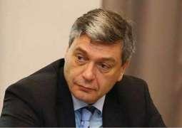 Russian, French Diplomats Discuss Situations in Karabakh, Belarus, Ukraine