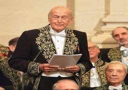 وفاة الرئیس الفرنسي السابق فالیري جیسکار دیستان متأثرا بفیروس کورونا