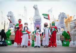 Exceptional 49th National Day celebrations at Global Village