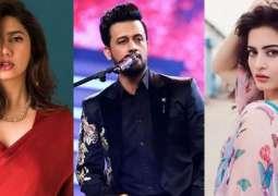 Forbes' Asia 100 Digital stars listmentions Mahira Khan, Atif Aslam and Aiman Khan