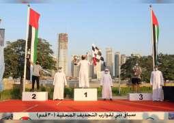 قوارب  البحرين وسلطنة عمان تواصل تألقها  في منافسات بطولة دبي لقوارب التجديف المحلية 30 قدما