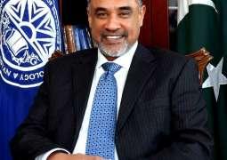 Engr Javed Mahmood Bukhari appointed as new Rector NUST
