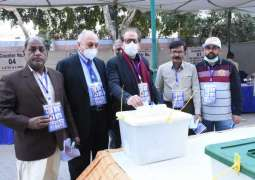 Elections for the next two years of Arts Council of Pakistan Karachi were held on Sunday