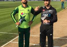 Pakistan decides to bowl first in 3rd T20I against New Zealand
