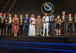 Cristiano Ronaldo leads Player of Year and Century lists as fans vote for their favourites in Dubai Globe Soccer Awards