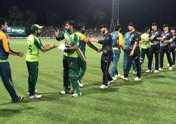 Rizwan shines as Pakistan defeats New Zealand in 3rd T20I
