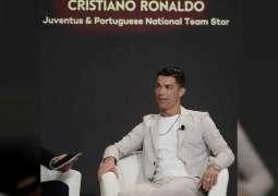 Cristiano Ronaldo to speak at Dubai International Sports Conference