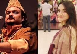 Amjad Sabri's daughter makes heart-wrenching birthday wish to late legendary qawal