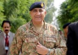 Nation celebrates Quaid's anniversary with great reverence, says General Bajwa