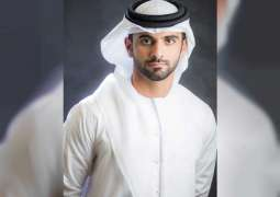 Mansour bin Mohammed welcomes participants to Dubai International Sports Conference