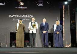 Mansoor bin Mohammed welcomes participants to Dubai International Sports Conference