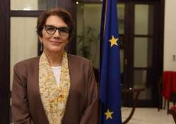 Pakistan is very safe place for foreign tourists, says Androulla Kaminara