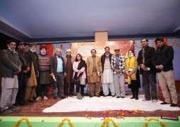 The 12th Mir Punjabi Mela held at Punjab Arts Council in Lahore