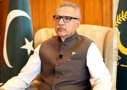 President says govt is trying to uplift living standards of special persons