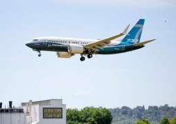 US 737 MAX Takes Off for First Flight in US Skies Since Grounding