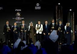 Football stars thank Dubai for a memorable stay and promise to return soon