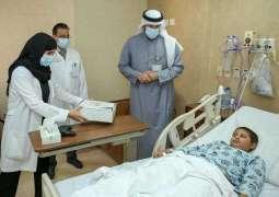 مستشفى الملك فيصل التخصصي يطلق برنامجاً علاجياً جينياً متقدماً عبر إعادة